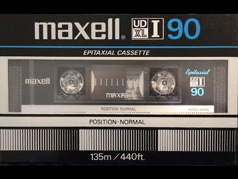 Retro Audio Cassette Tapes III.