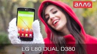Видео-обзор смартфона LG L80 Dual D380