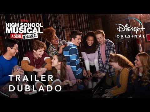 High School Musical: A Série: O Musical | Trailer Oficial Dublado | Disney+