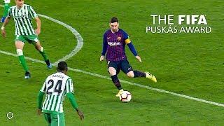 Puskas Award 2019 - All 10 Nominated Goals (OFFICIAL)