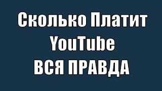 3000$ - Сколько Платит YouTube за просмотры. Как заработать деньги на Ютубе / Статистика канала