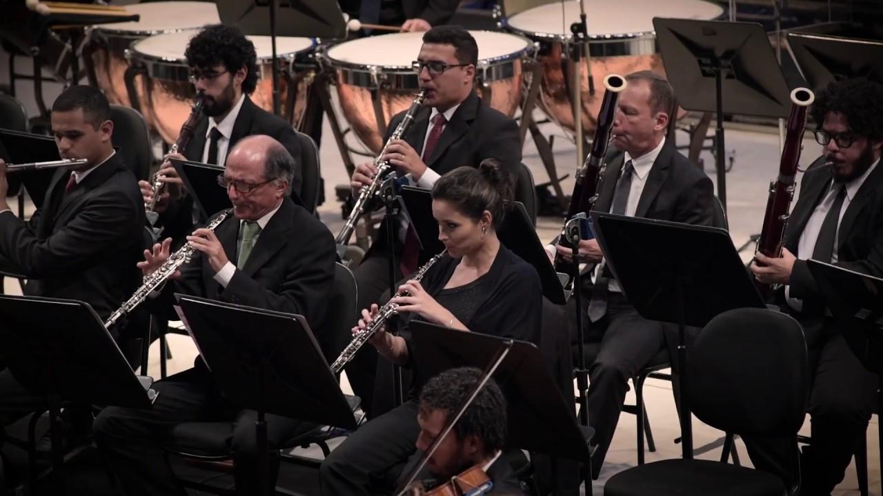 H. Villa-Lobos: Suíte nº 2 para orquestra de câmara | Orq. Sinf. da UFRJ -Reg.: Roberto Duarte