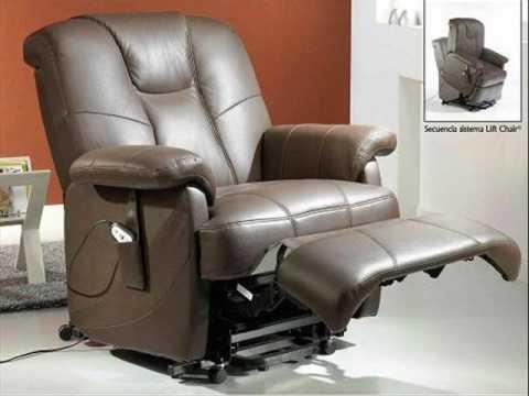 Muebles salvany sillones relax y de masaje youtube for Muebles salvany