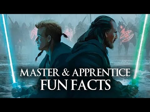 41 Fun Facts from Master & Apprentice - References, Easter Eggs, Legends Connections, and More! Mp3
