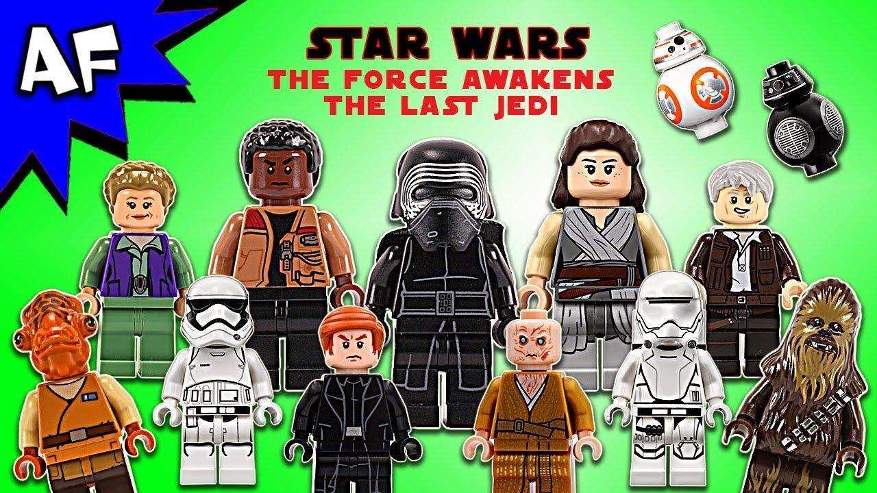 Star Wars lego mini figure FIRST ORDER CREW MEMBER 75132 75104 gunner clone