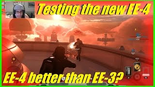 The new EE-4 is good but is it better than the EE-3? P.S I said som...