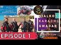 KARACHI GWADAR TOUR - ADVENTURE 1