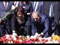 Վարչապետը, բարձրաստիճան պաշտոնյաները ծաղիկներ խոնարհեցին Ցեղասպանության զոհերի հիշատակին