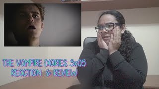 "Video The Vampire Diaries 3x05 REACTION & REVIEW ""The Reckoning"" S03E05 