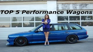 Top 5 Performance WAGONS HD