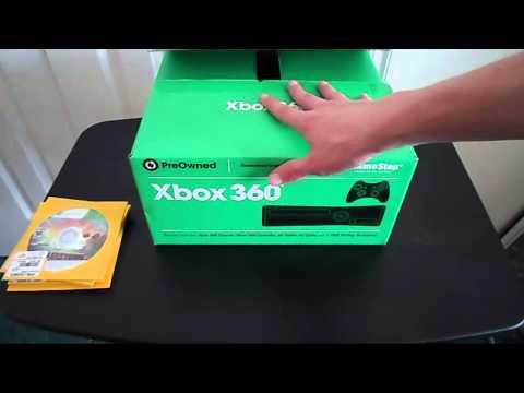 Xbox 360 (e) 250gb system black (gamestop premium refurbished.
