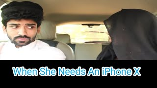 |Gulkhan and rukhsana|-| Gul Khan Wants A LaLLa | When She Needs An Iphone X |-|Moiz Shah/Our Vines|