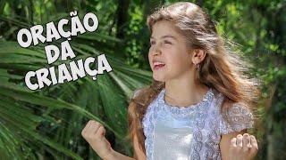 ORAÇÃO DA CRIANÇA ??? (Clipe Oficial) Mileninha - Música Gospel Infantil