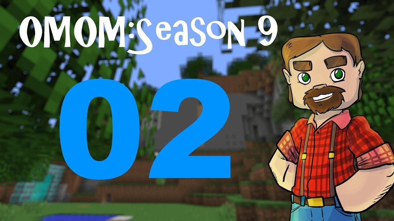 OMOM Season 9: Mekanism! Episode 2: Ore Doubling! - Dadcraft73