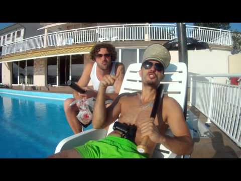 Ajs Nigrutin & Mikri Maus - Rodjeni U Getu (Official video)