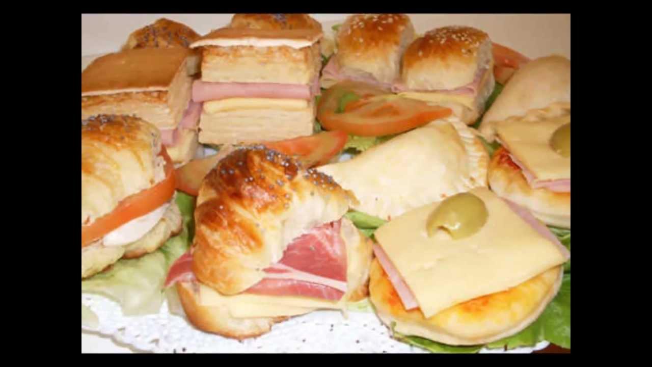 Servicio de lunch para cumplea os youtube - Comidas para cumpleanos en casa ...