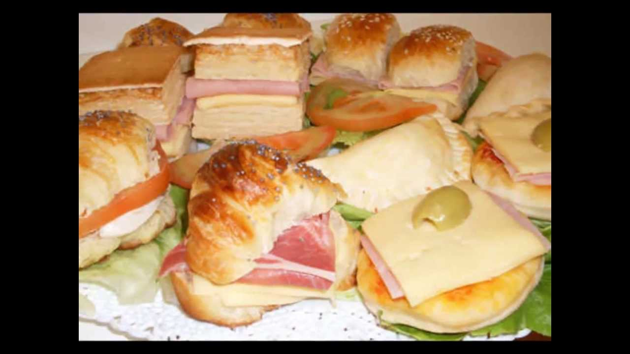 Servicio de lunch para cumplea os youtube - Comidas para hacer en un cumpleanos ...