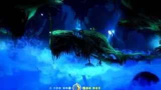 Ori And The Blind Forest Ginso Tree Escape, Element of Water
