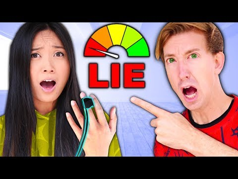 FACE REVEAL & LIE DETECTOR TEST of HACKER GIRL REGINA PZ4 - True Spy Ninja Challenge