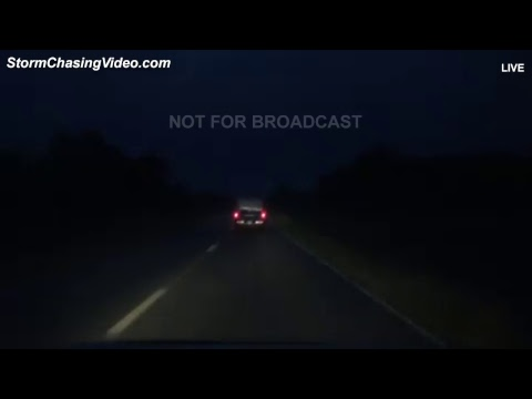 Live storm chasing with Team Haxby in Oklahoma - 5/27/2017