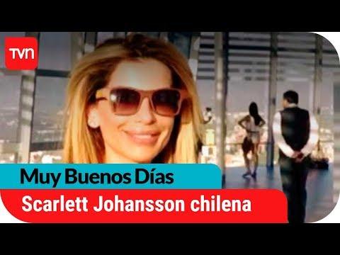 Chilena apodada Scarlett Johansson estafó en más de 3 mil millones | Muy buenos días