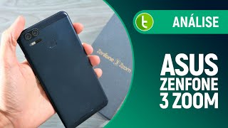 Análise Asus Zenfone 3 Zoom | Review do TudoCelular