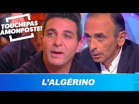 L'Algérino s'exprime sur Éric Zemmour