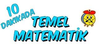 5dkda TEMEL MATEMATİK
