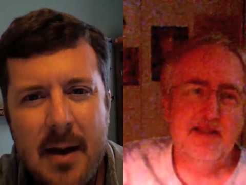 Raymond Benson Interview: Skype Video Call