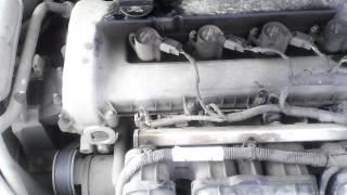 Стук двигателя 1.8 бензиновый 125 л/с Форд Фокус 2. 95 тыщ км пробега(, 2014-03-28T10:08:32.000Z)