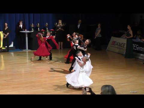 Юниоры-1, St (Open) / Royal Ball 2020 (Минск, 26.01.2020) - спортивные бальные танцы