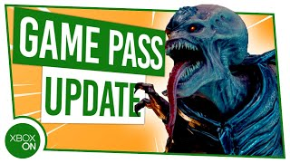 Xbox Game Pass Update | Early August