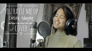 Gambar cover You Raise me Up || Chelsea Ndagung Cover