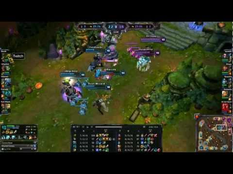First Impressions on Twitch l Stealth Rework l AD Carry l League of Legends