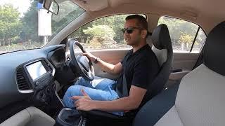 2018 Hyundai Santro - Manual Drive Review (Hindi)