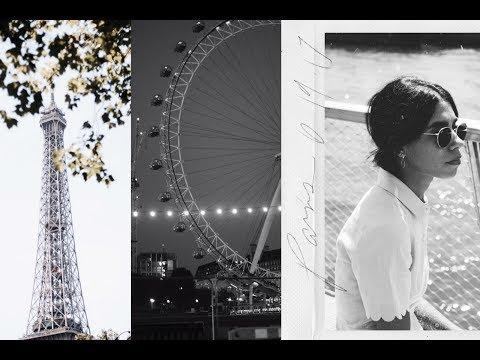 London & Paris Beauty Haul