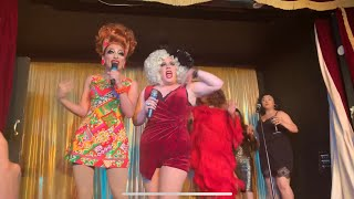 Welcome to the 60s - Bianca Del Rio, Vinegar Strokes & Miss Moppe
