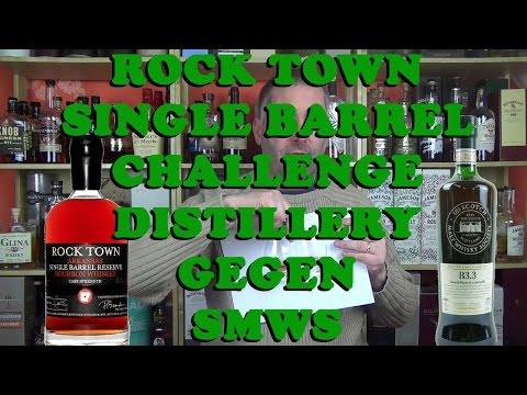 #216 - ROCK TOWN SINGLE BARREL CHALLENGE DISTILLERY GEGEN SMWS