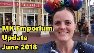 Magical Mondays #50 | Magic Kingdom Emporium Merchandise Update - June 2018 thumbnail