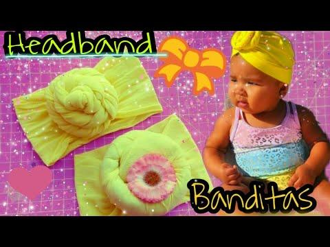 Turbantes de malla para bebe,Канзаши Headband,bandanas,tiaras, BALACAS, vinchas,галстук-бабочка