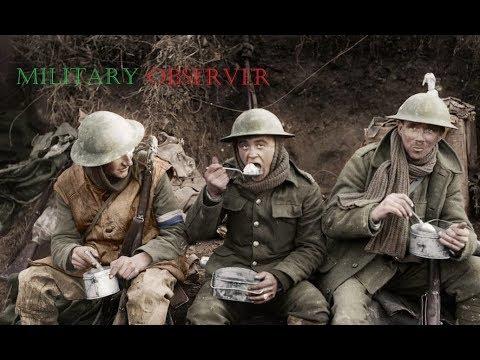 Компьенское Перемирие 1918