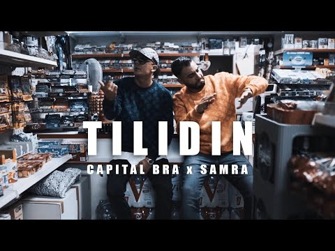 Смотреть клип Capital Bra & Samra - Tilidin