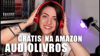 AUDIBLE EM PORTUGUÊS | AUDIOLIVROS GRÁTIS NA AMAZON! screenshot 3