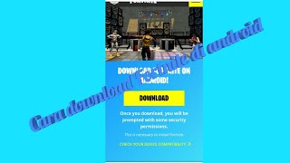 Cara download Fortnite mobile di android(Official)2019