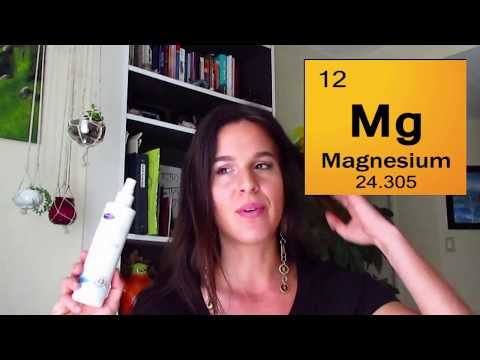Magnesium Oil | Benefits Of Transdermal Therapy
