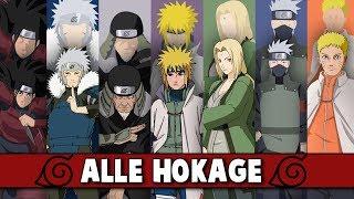 🔥ALLE HOKAGE der Ninja-Welt ERKLÄRT!🔥| Naruto/Boruto Analyse