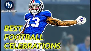 Best Football Touchdowns Celebrations 🏈🔥