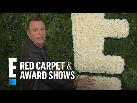 Creating a Flower Wall Like Kim Kardashian & Kanye West | E! Red Carpet & Award Shows