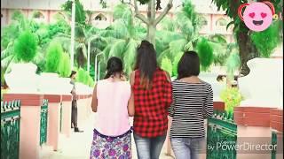 Adhir man zale Madhur dhan ale... Marathi song remak Nilkanth master Movie