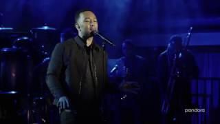 Смотреть клип John Legend - Overload